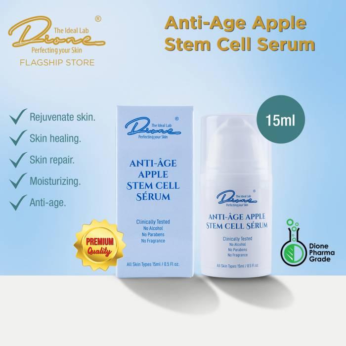 DTIL Anti-Age Apple Stem Cell Serum, 15ml