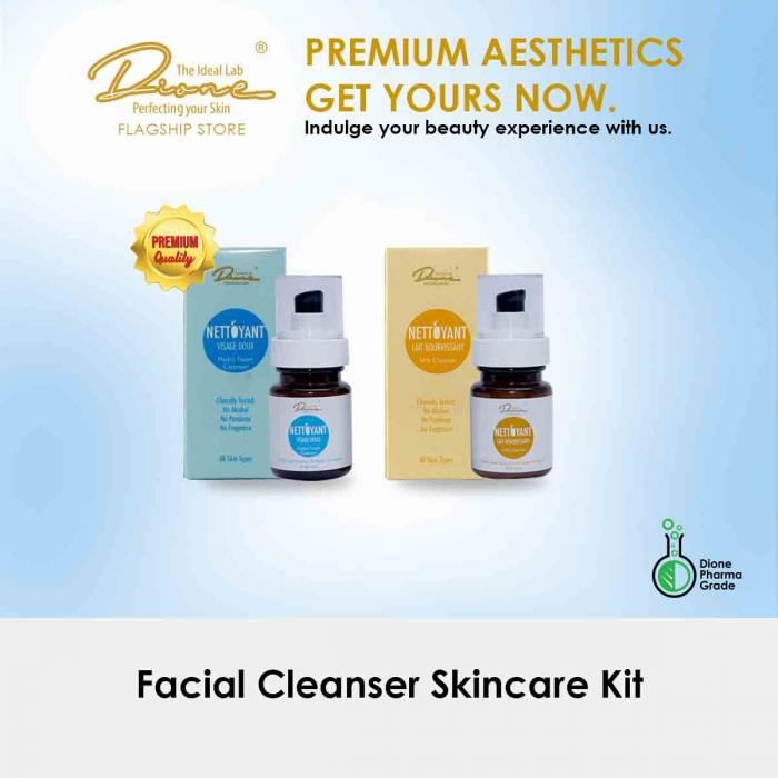 Facial Cleanser Skincare Kit