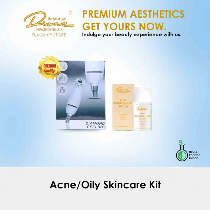 Acne/Oily Skincare Kit