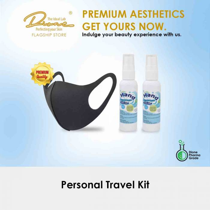 Personal Travel Kit