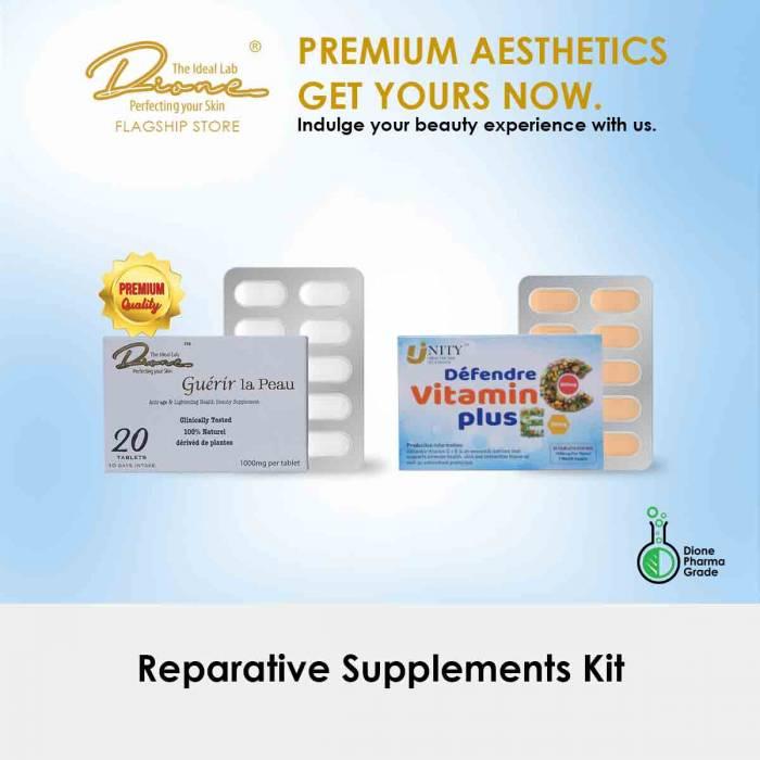 Reparative Supplements Kit