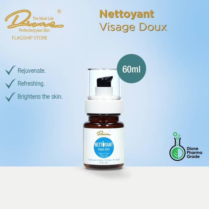 DTIL Visage Doux Hydro Foam Cleanser, 60ml