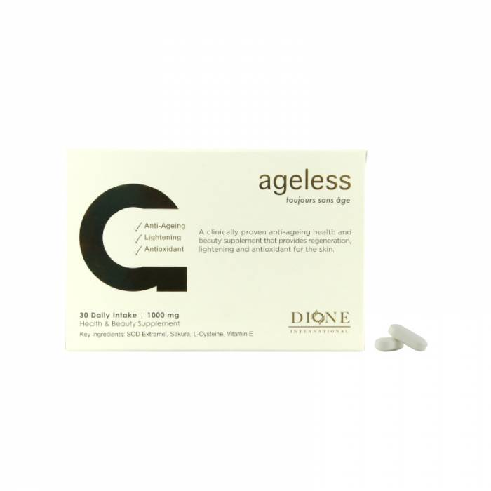 Ageless Health and Beauty Supplement