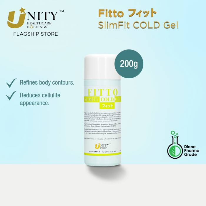 Fitto Slim Fit Cold Gel,200g