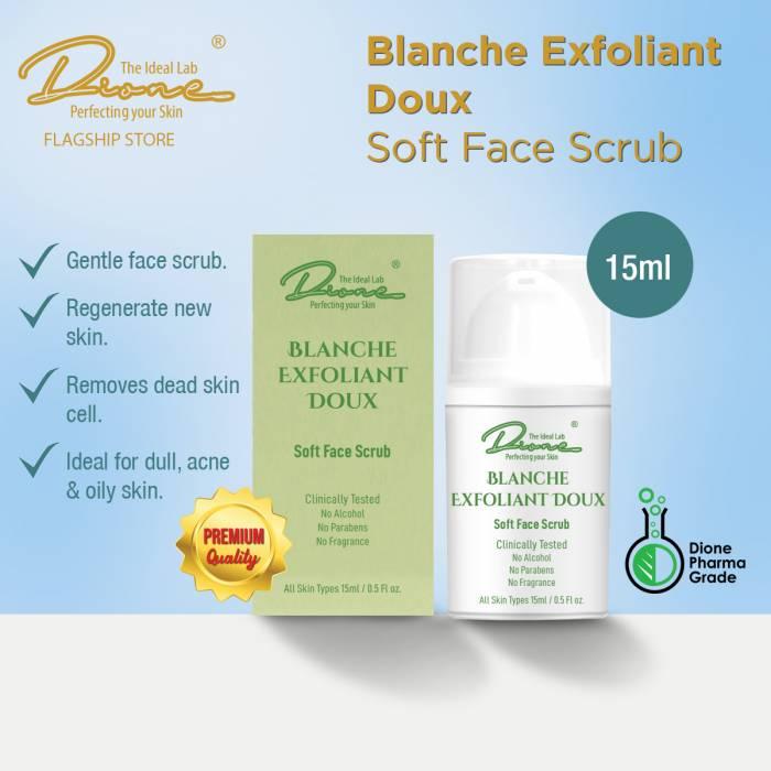 DTIL Blanche Exfoliant Doux,15ml