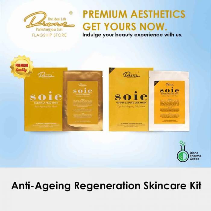 Anti-Ageing Regeneration Skincare Kit