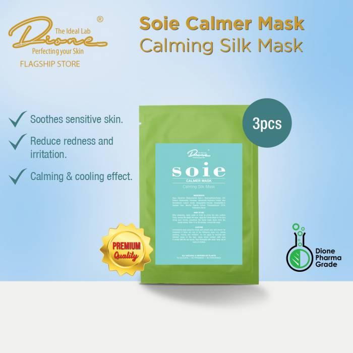 DTIL  Soie Calmer Mask, 3 Pieces per box
